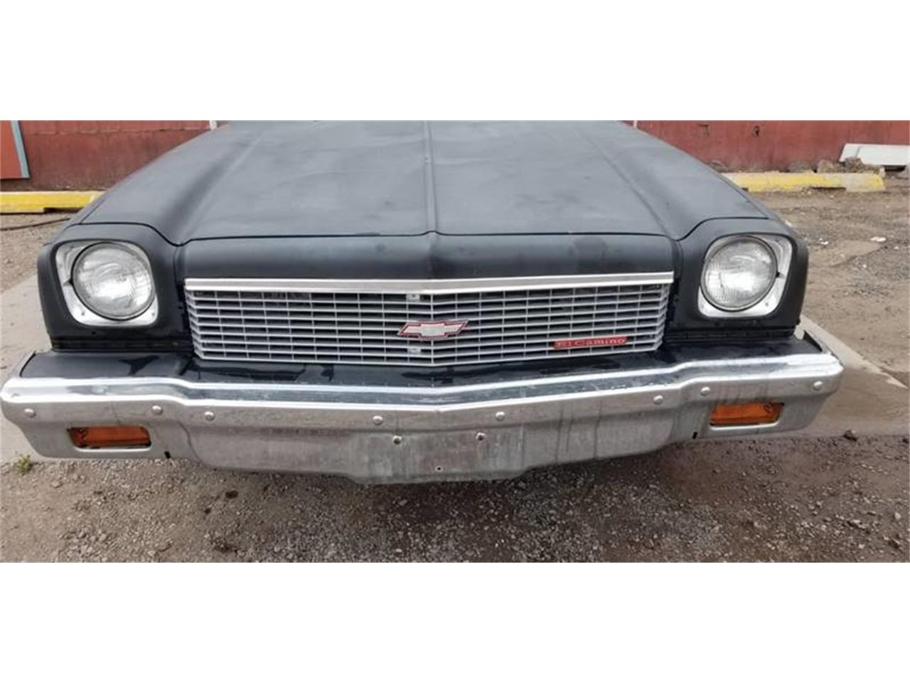 Large Picture of '73 El Camino - ORDS
