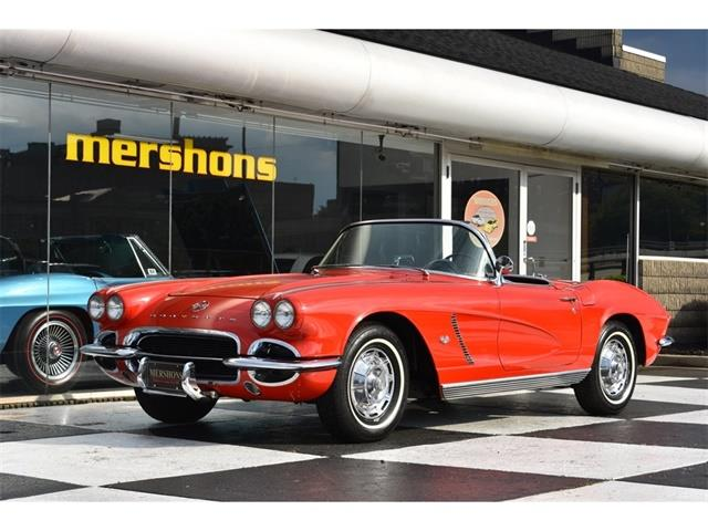 Picture of '62 Chevrolet Corvette located in Ohio - $49,900.00 Offered by  - ORDW