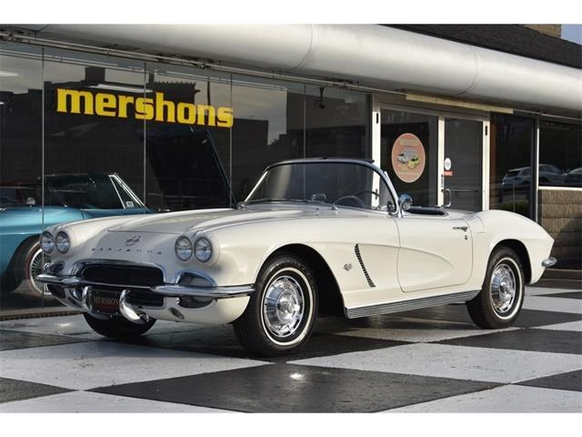 Picture of Classic '62 Chevrolet Corvette Offered by  - ORDX