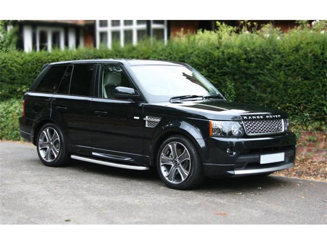 Picture of '12 Range Rover - ORDY