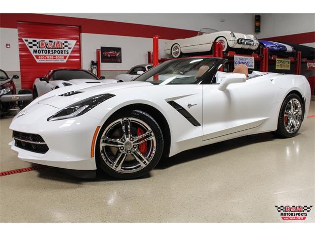 Picture of '16 Corvette - OREE