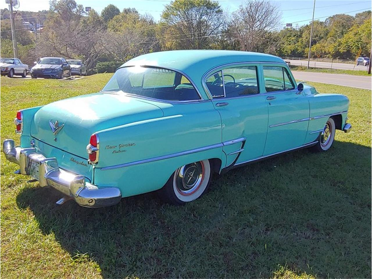 1954 Chrysler New Yorker For Sale Cc 1155259 Large Picture Of Offered By Vintage Planet Orej