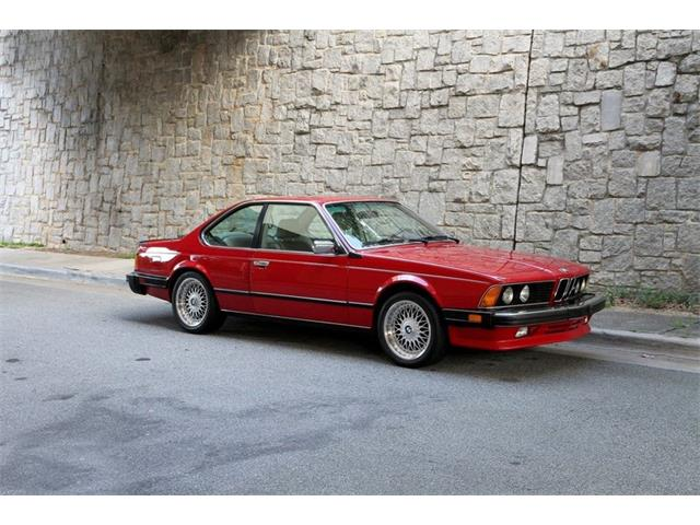 Picture of '87 M6 - ORF0