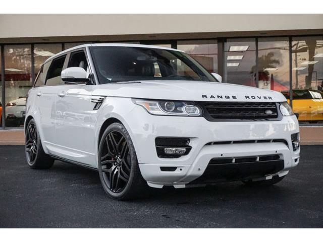 Picture of '14 Range Rover Sport - ORF7