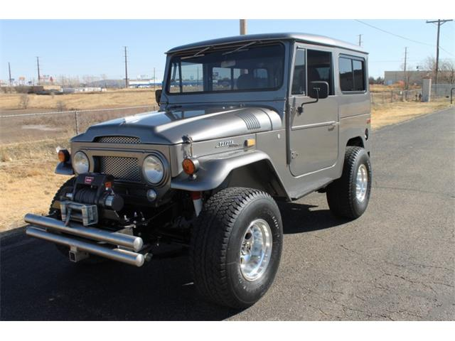 Picture of '69 Land Cruiser FJ - ORFB