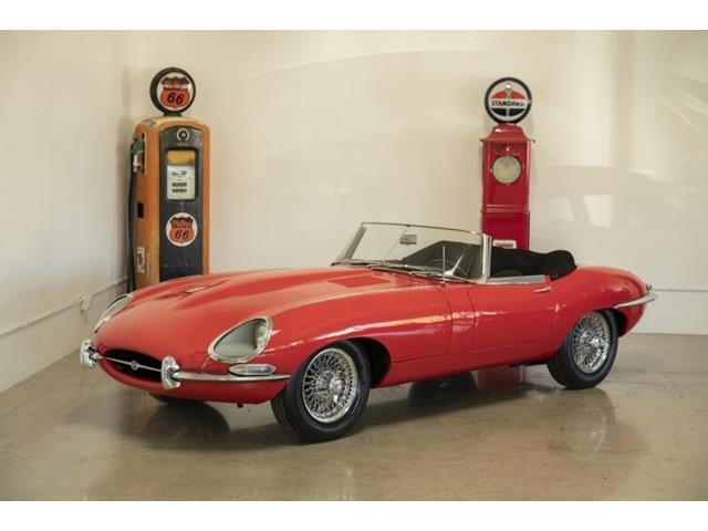 Picture of '61 E-Type - ORFK