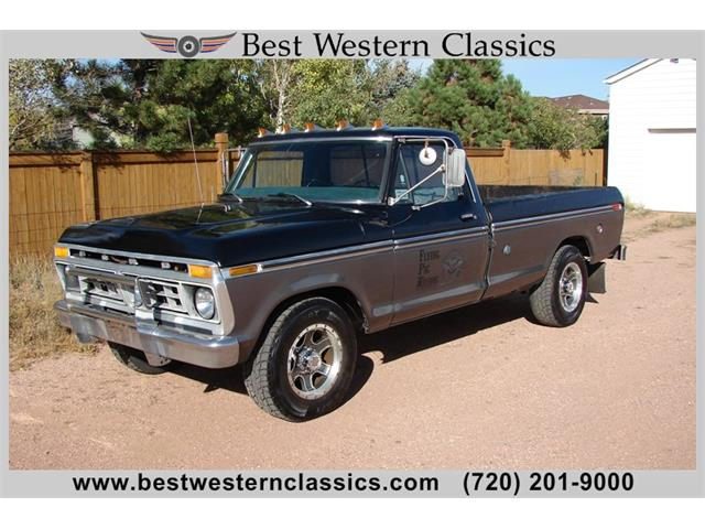 Picture of '76 F250 located in Franktown Colorado - $5,995.00 Offered by  - ORFP