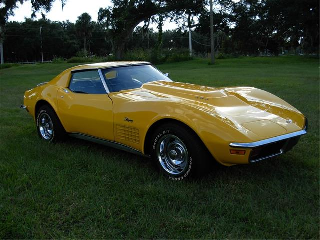 Picture of Classic 1972 Chevrolet Corvette located in Florida Offered by  - ORFQ