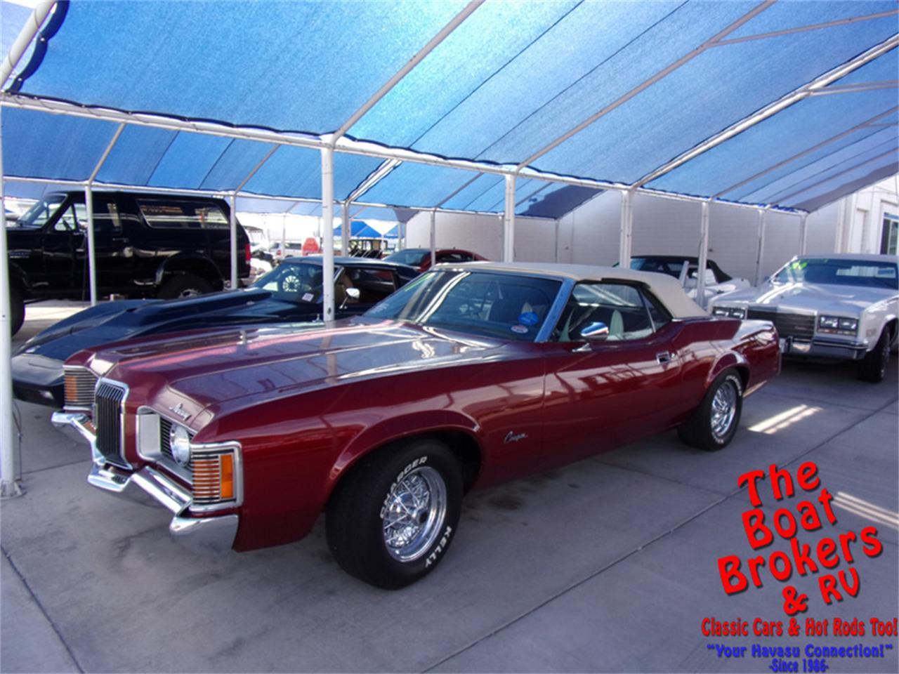 Large Picture of '71 Cougar - ORFS