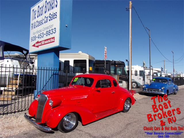Picture of '37 2 DR Deluxe Coupe - ORFU