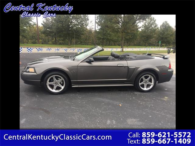 Picture of '03 Mustang - ORFY