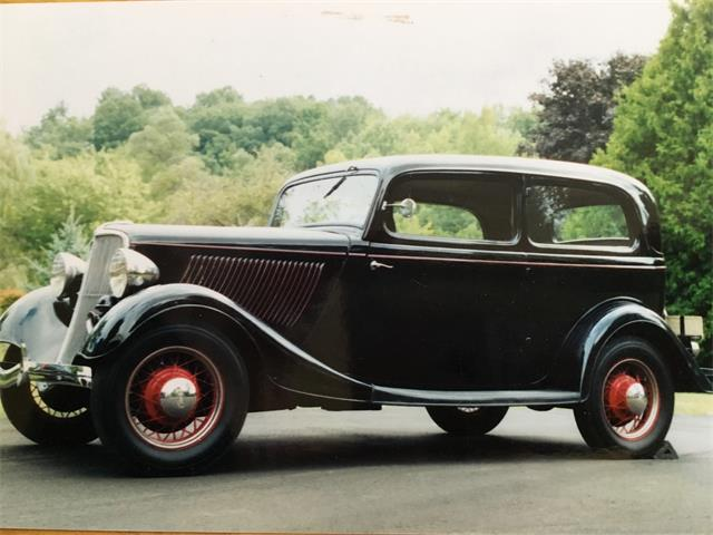 Picture of Classic 1933 Ford Tudor located in White Lake Michigan Offered by a Private Seller - ORG3