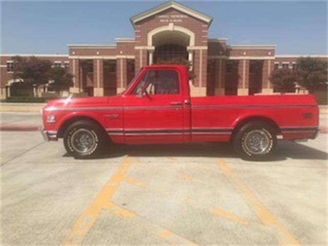 Picture of '70 C10 - ORG9
