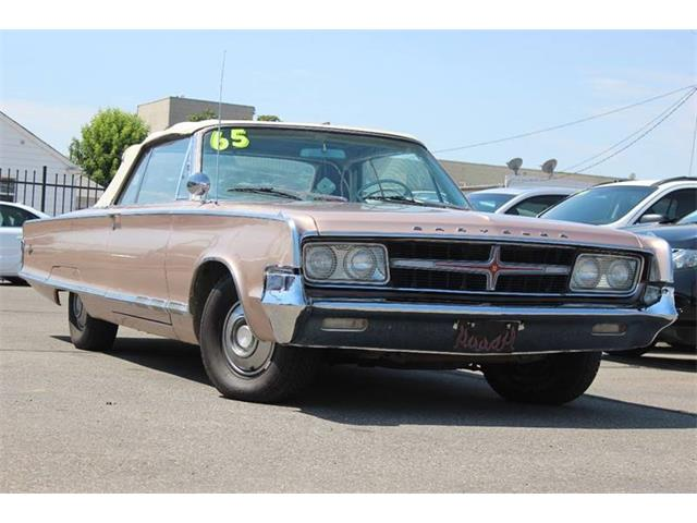 Picture of Classic '65 Chrysler 300 located in salt lake city Utah - ORGQ