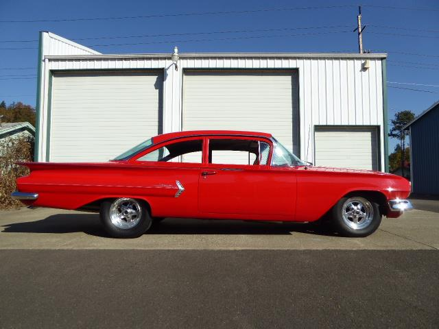 Picture of 1960 Chevrolet Biscayne - ORGS