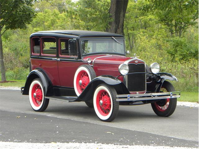 Picture of '31 Model A - ORGT