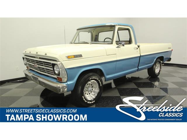 Picture of '69 F100 - ORH4