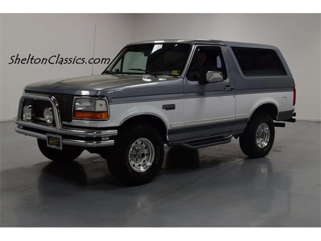 Picture of '95 Bronco - ORHK