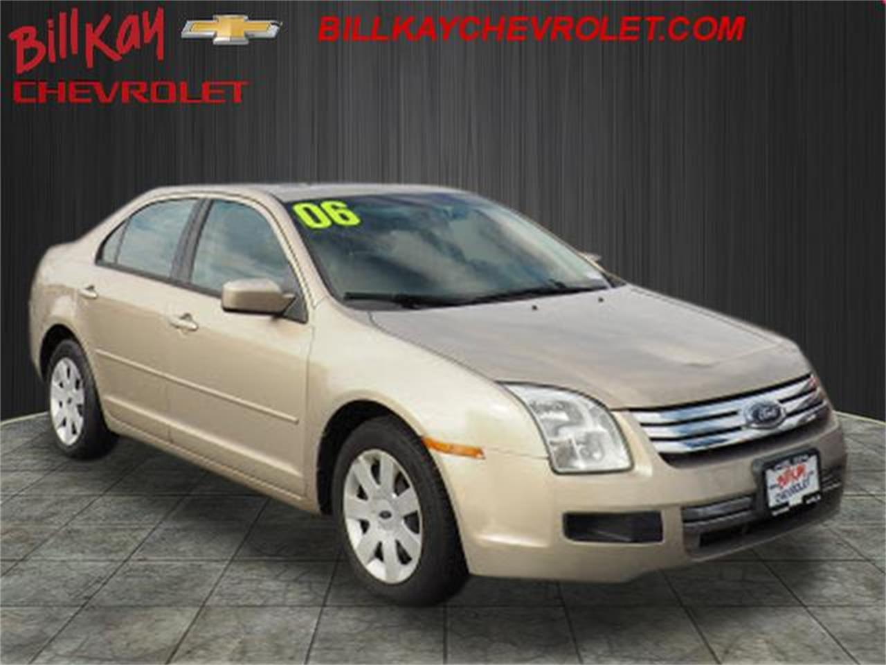 For Sale: 9 Ford Fusion in Downers Grove, Illinois | 2006 ford fusion