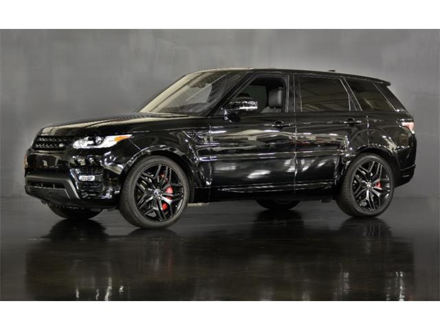 Picture of '17 Range Rover Sport - ORJZ