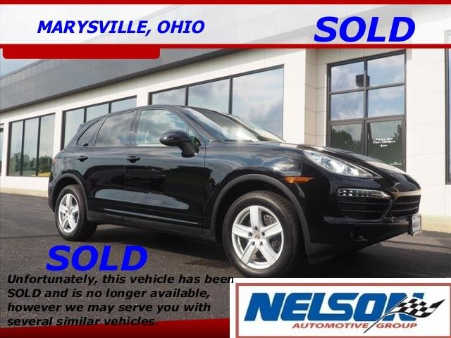 Picture of '12 Cayenne - ORK1