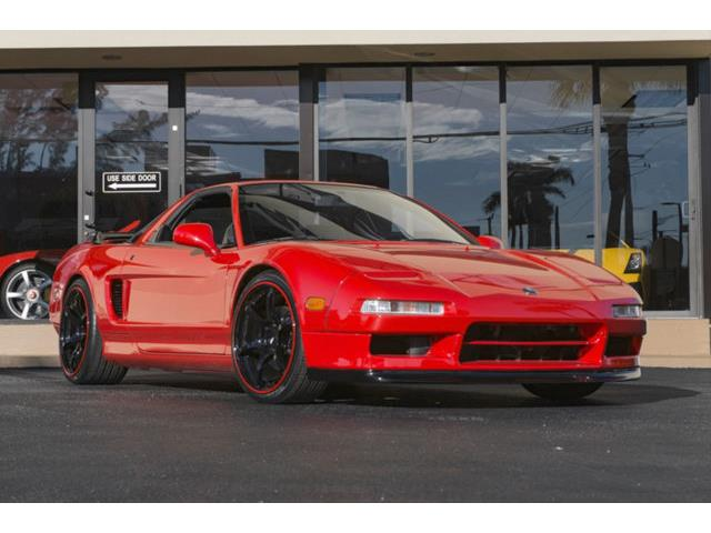 Picture of '95 NSX - ORKE