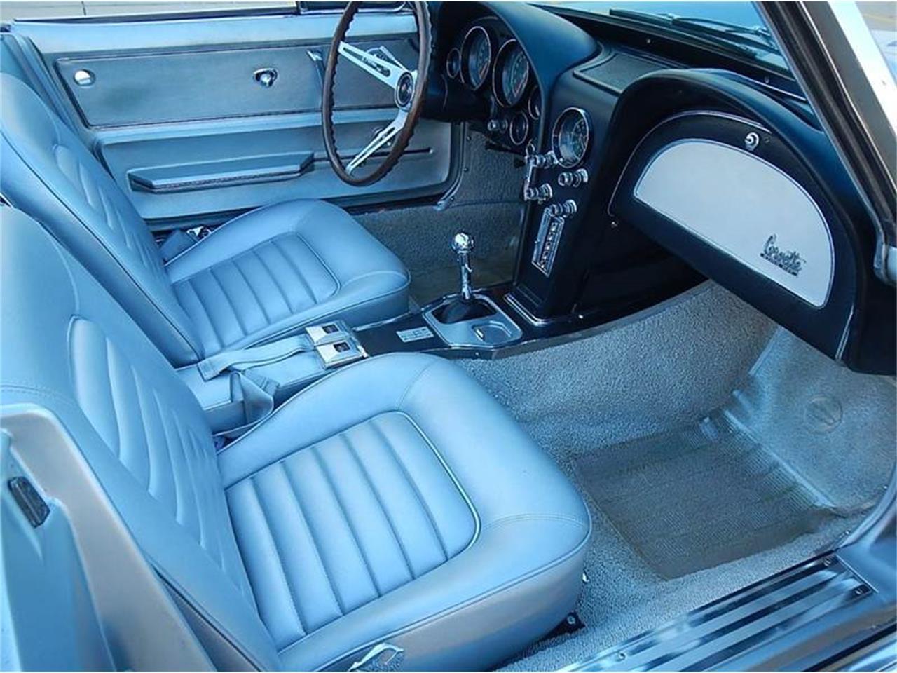 Large Picture of '66 Corvette - ORKQ