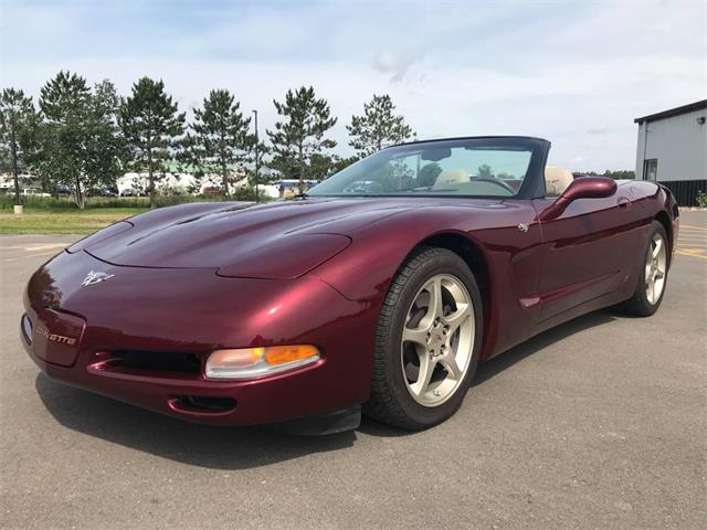 Picture of '03 Corvette - ORL6