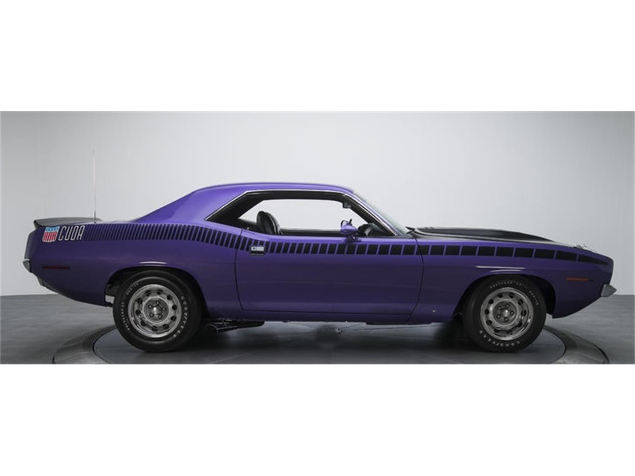Large Picture of '70 Barracuda - ORLR