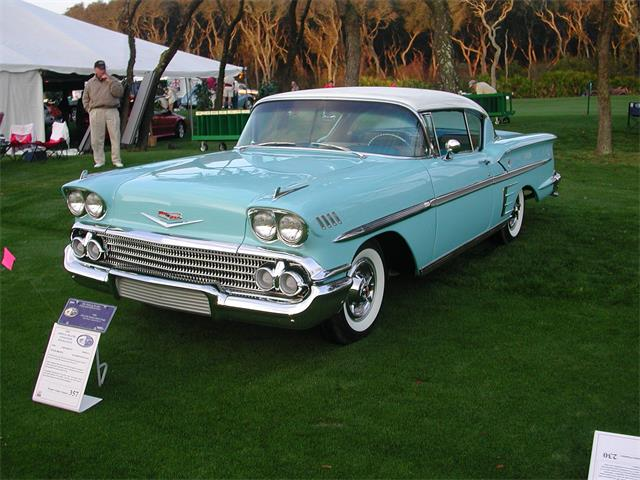 Picture of '58 Bel Air - ORLS