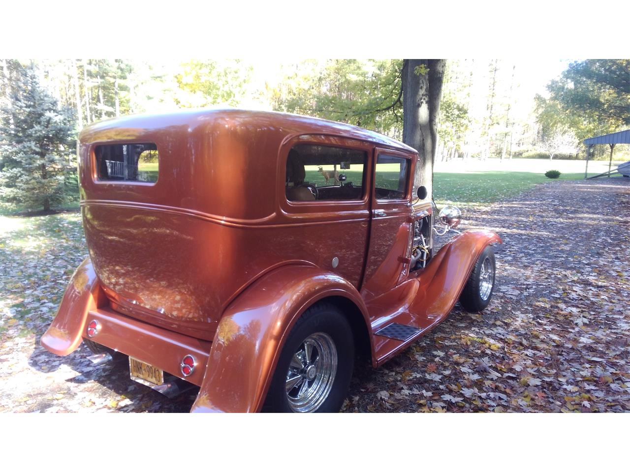 Large Picture of Classic 1931 Ford Tudor located in New York Offered by a Private Seller - ORLZ