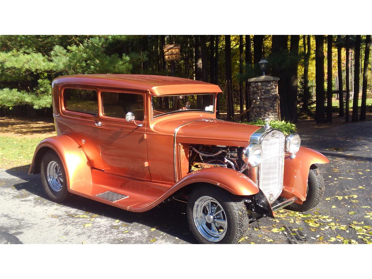 Large Picture of Classic 1931 Ford Tudor located in Auburn New York Offered by a Private Seller - ORLZ