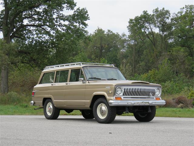 Picture of '69 Wagoneer - ORM4
