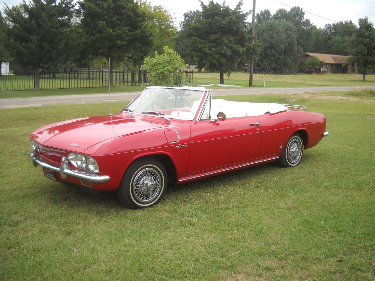 For Sale 1965 Chevrolet Corvair In Owasso Oklahoma