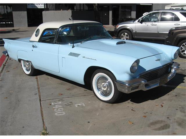Picture of '57 Thunderbird - ORMA