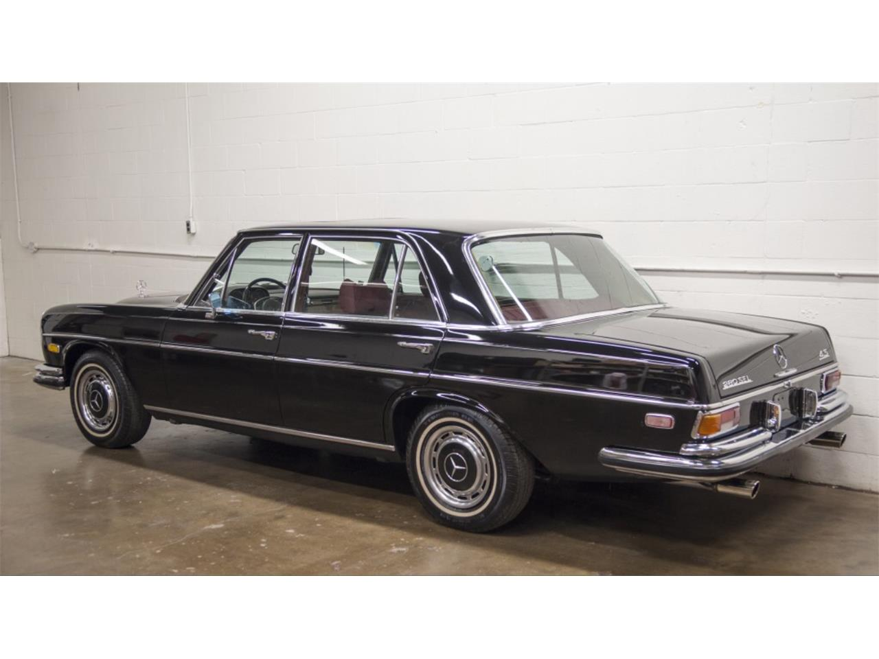 1972 mercedes benz 280sel for sale cc. Black Bedroom Furniture Sets. Home Design Ideas