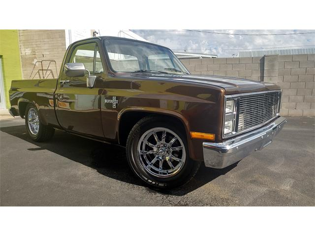 Picture of '86 C10 - ORN1