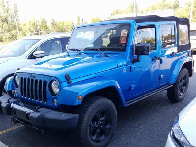 Picture of '15 Wrangler - ORN4