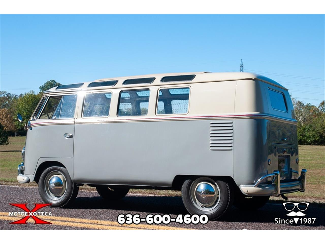 Large Picture of Classic '59 19-Window Bus - $57,500.00 - ORNF