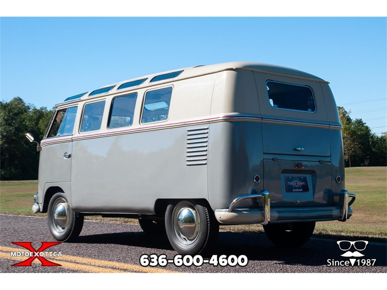 Large Picture of Classic 1959 Volkswagen 19-Window Bus Offered by MotoeXotica Classic Cars - ORNF