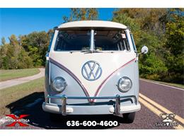 Picture of Classic 1959 Volkswagen 19-Window Bus located in St. Louis Missouri - $57,500.00 Offered by MotoeXotica Classic Cars - ORNF