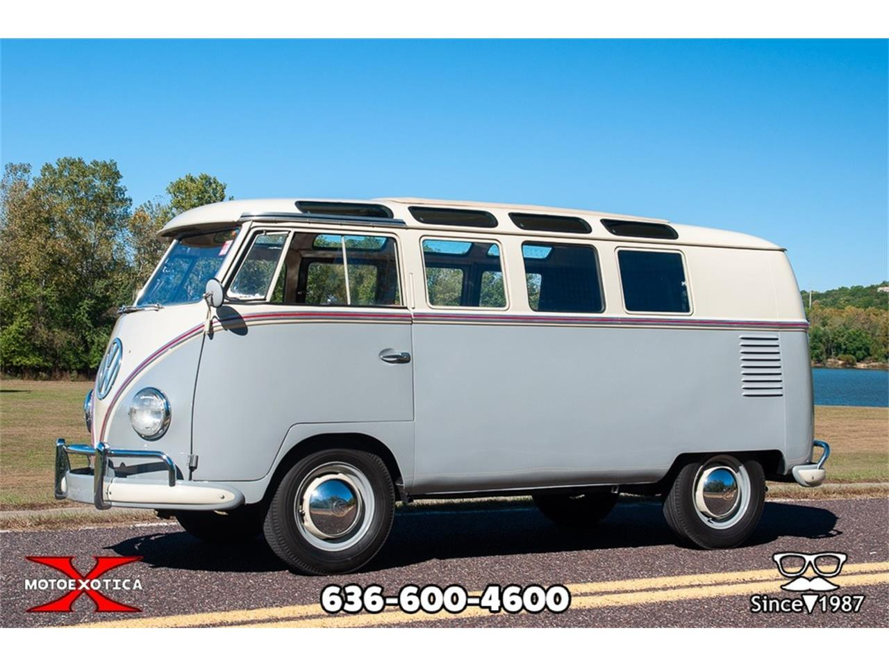 Large Picture of '59 19-Window Bus located in Missouri - $57,500.00 Offered by MotoeXotica Classic Cars - ORNF