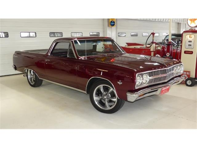 Picture of Classic '65 El Camino located in Columbus Ohio - $29,995.00 - ORNK