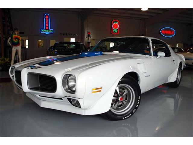Picture of '70 Firebird Trans Am - ORNQ