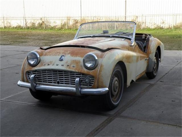 Picture of '59 Triumph TR3A Offered by  - ORO1