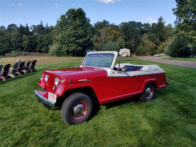 Picture of Classic 1968 Jeep Commando located in Hampden Massachusetts - OROU