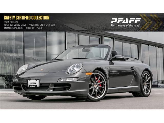 Picture of '07 911 Carrera S - ORP5