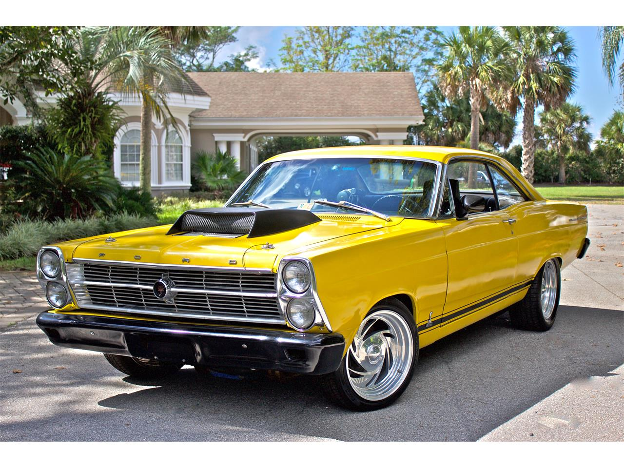 For Sale: 1966 Ford Fairlane in Eustis, Florida