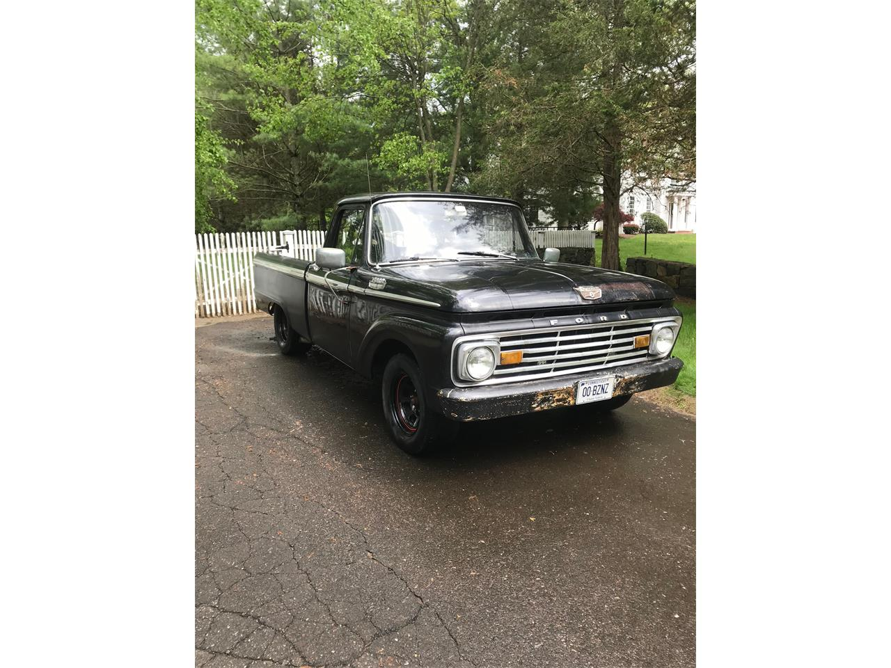Large Picture of '63 F100 - ORPN