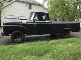 Picture of '63 F100 - ORPN